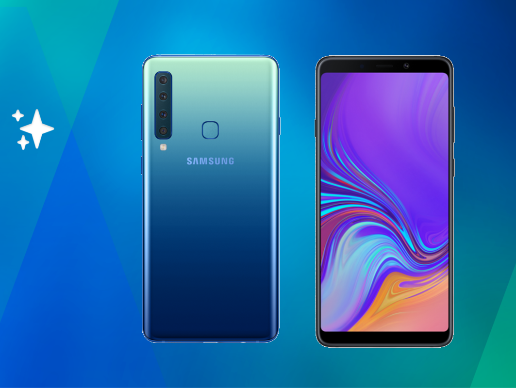 Samsung Galaxy A9 Newsbild