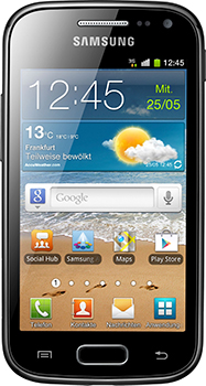 Samsung Galaxy Ace 2 Datenblatt - Foto des Samsung Galaxy Ace 2