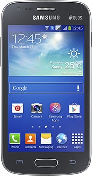 Samsung Galaxy Ace 3 Duos Datenblatt - Foto des Samsung Galaxy Ace 3 Duos