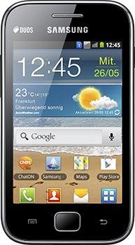 Samsung Galaxy Ace Duos Datenblatt - Foto des Samsung Galaxy Ace Duos