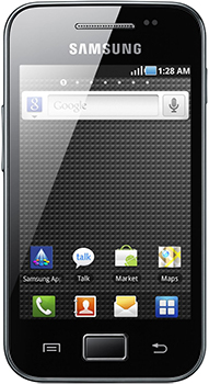Samsung Galaxy Ace Datenblatt - Foto des Samsung Galaxy Ace