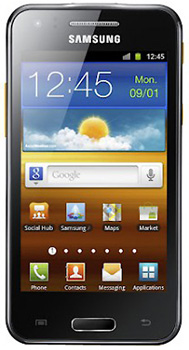 Samsung Galaxy Beam Datenblatt - Foto des Samsung Galaxy Beam