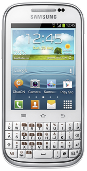 Samsung Galaxy Chat Datenblatt - Foto des Samsung Galaxy Chat