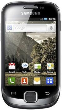 Samsung Galaxy Fit Datenblatt - Foto des Samsung Galaxy Fit