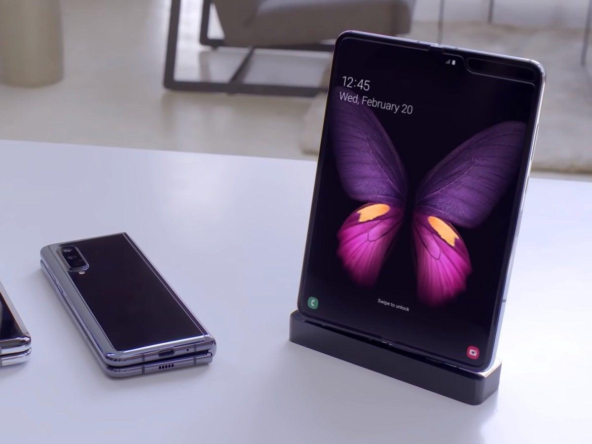 Faltbare Smartphones: Samsung Galaxy Fold Wird Keine