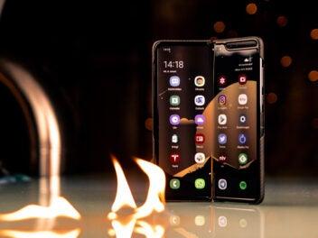 Gefaltet, gerollt oder durchsichtig? Wie sieht das Smartphone bald aus?
