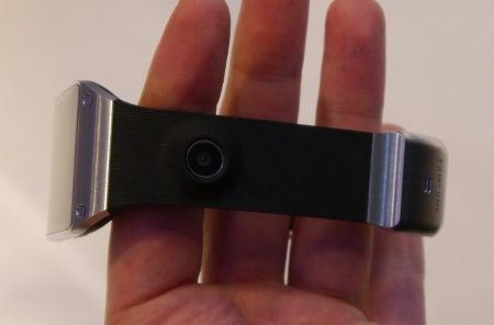 Samsung Galaxy Gear Smartwatch auf der IFA 2013