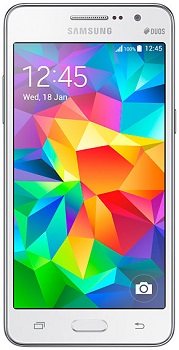 Samsung Galaxy Grand Prime Datenblatt - Foto des Samsung Galaxy Grand Prime