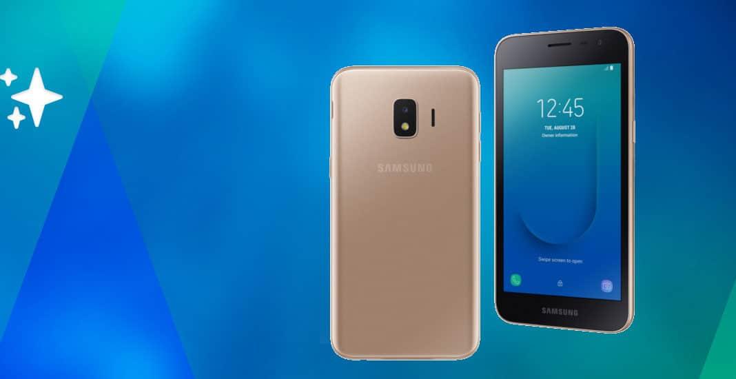 Samsung Galaxy J2 Core offiziell