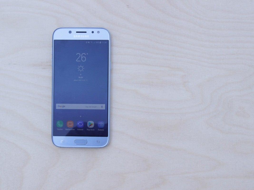Samsung Galaxy J5 (2017) Frontseite