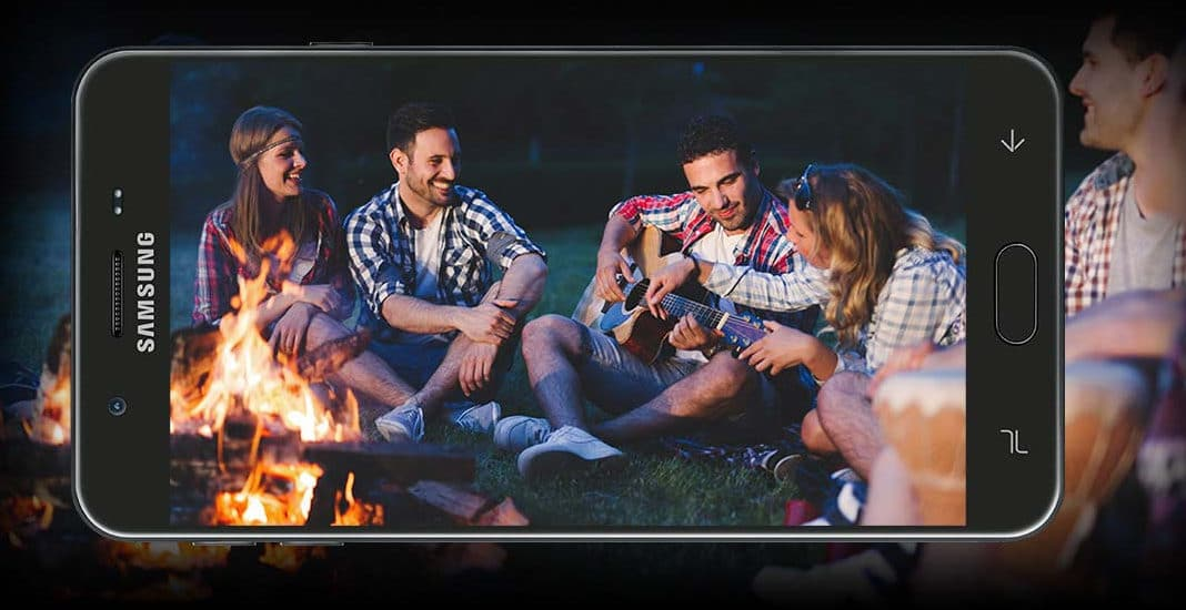 Samsung, Galaxy, J7, Prime 2, Smartphone, Einsteiger