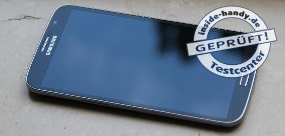 Samsung Galaxy Mega im Test