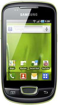 Samsung Galaxy Mini Datenblatt - Foto des Samsung Galaxy Mini