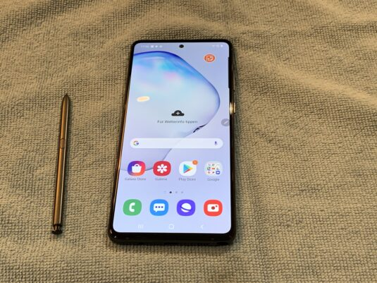 Samsung Galaxy Note 10 Lite S-Pen