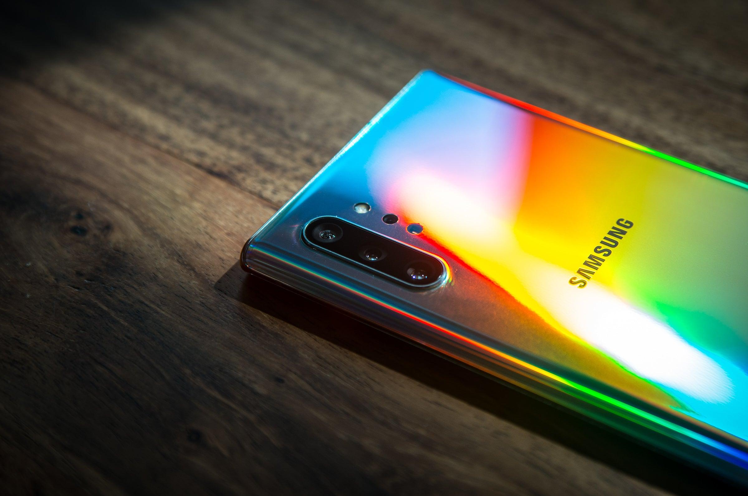 Galaxy Note 20: Bilder zeigen Samsungs nächstes Top-Modell