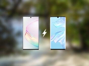 Vergleich Samsung Galaxy Note 10 vs. Huawei P30 Pro