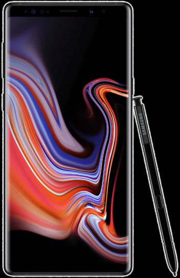 Samsung Galaxy Note 9 Midnight Black