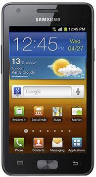Samsung Galaxy R Datenblatt - Foto des Samsung Galaxy R