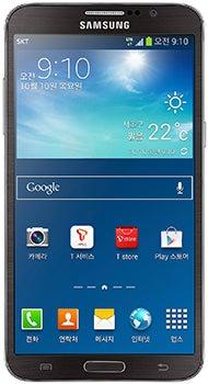 Samsung Galaxy Round Datenblatt - Foto des Samsung Galaxy Round