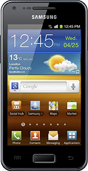 Samsung Galaxy S Advance Datenblatt - Foto des Samsung Galaxy S Advance