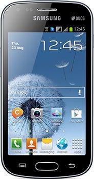 Samsung Galaxy S Duos Datenblatt - Foto des Samsung Galaxy S Duos