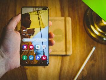 Das Samsung Galaxy S10+ ist das beste Smartphone des Jahres 2019