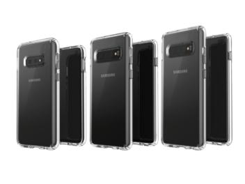 Smartphones in Hüllen