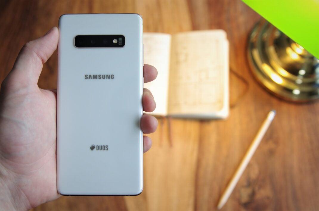Das Samsung Galaxy S10+ ist das beste Smartphone der vergangenen 3 Jahre
