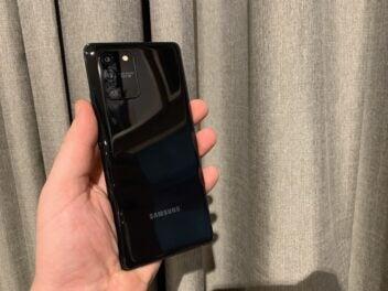 Galaxy S10 Lite von Samsung