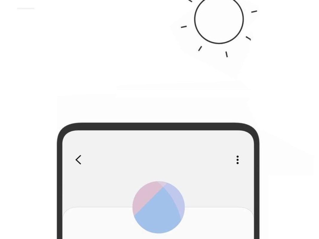 Render-Bild des Samsung Galaxy S10