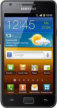 Samsung Galaxy S2 Datenblatt - Foto des Samsung Galaxy S2