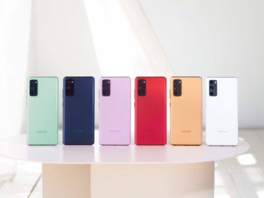 Samsung Galaxy S20 FE Colours