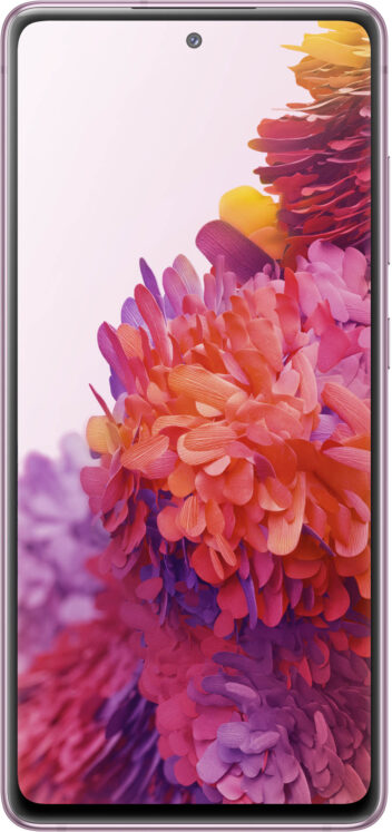 Samsung Galaxy S20 FE Vorderseite