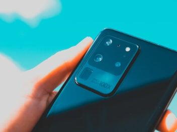 Smartphone mit guter Kamera? Das Samsung Galaxy S20 Ultra