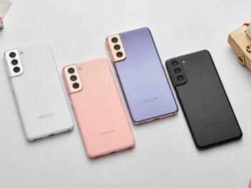Samsung Galaxy S21: Alles, was du zu den neuen Top-Smartphones wissen musst