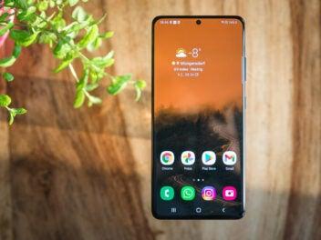 Das Top-Smartphone Samsung Galaxy S21 Ultra