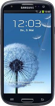 Samsung Galaxy S3 LTE Datenblatt - Foto des Samsung Galaxy S3 LTE