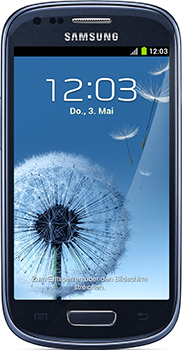 Samsung Galaxy S3 Mini Datenblatt - Foto des Samsung Galaxy S3 Mini