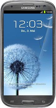 Samsung Galaxy S3 Datenblatt - Foto des Samsung Galaxy S3