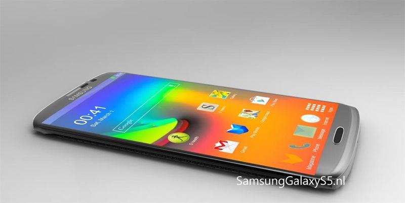 Samsung Galaxy S5 Konzept