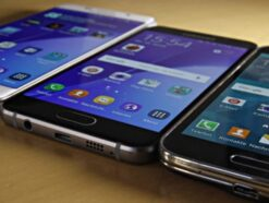 Samsung Galaxy S5 Mini vs. Galaxy A3 und A5 (2016)