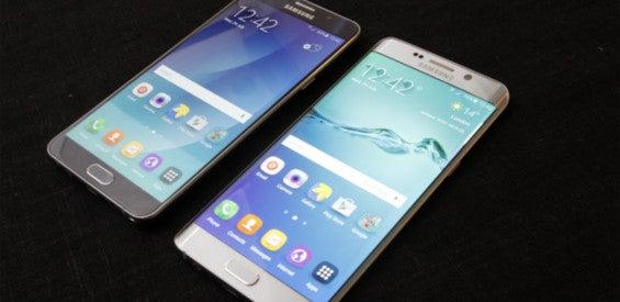 Samsung Galaxy S6 edge+ und Galaxy Note 5 Hands-On