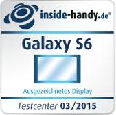 Samsung Galaxy S6 Testlogo