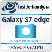 Samsung Galaxy S7 edge Siegel