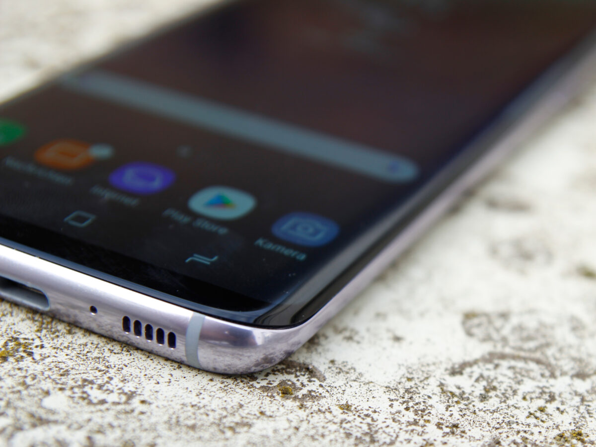 Samsung Galaxy S8(+): Update auf Android 9 Pie rollt an