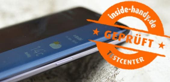 Samsung Galaxy S8 im Test