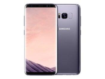 Samsung Galaxy S8 Plus Vorderseite und Rückseite