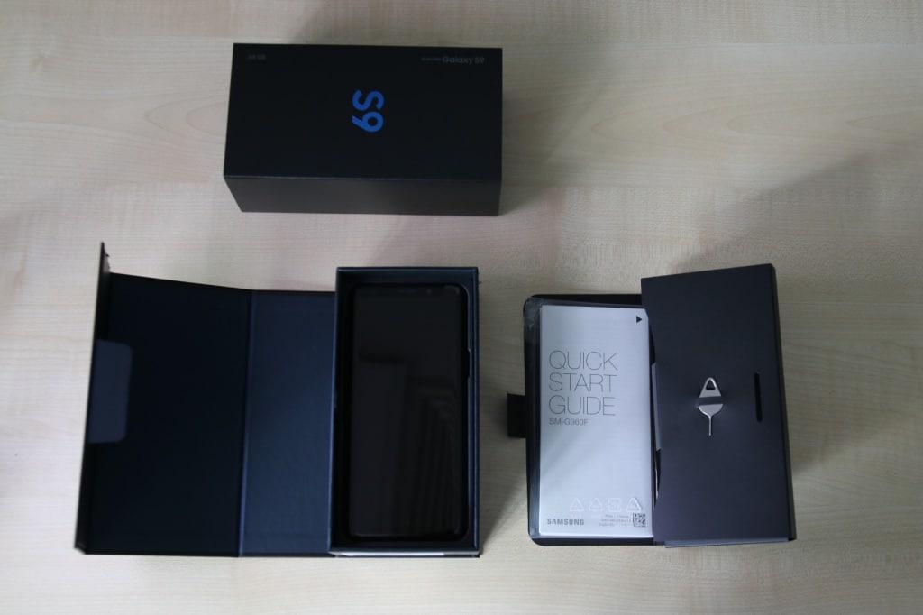 Handy deal s9 mit samsung gear s3