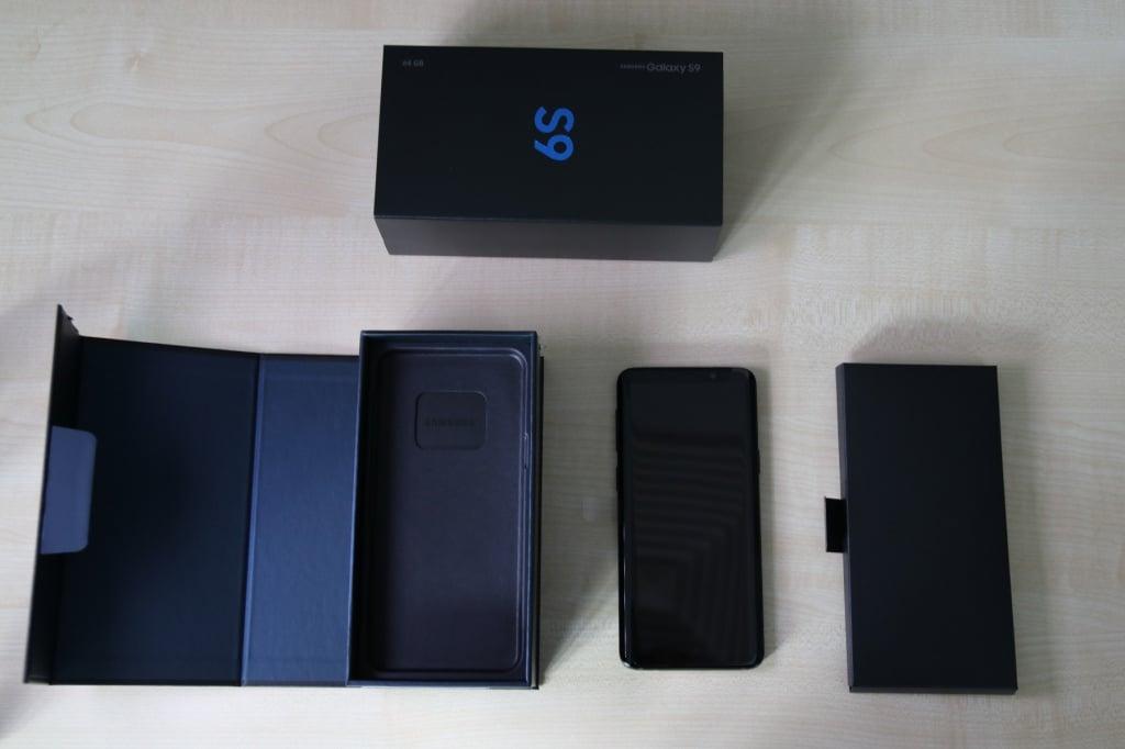 Samsung Galaxy S9 Datenblatt Inside Handy