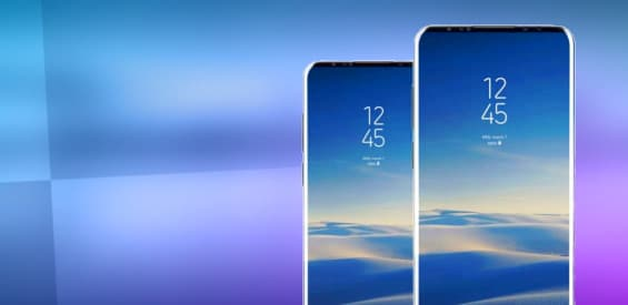 Samsung Galaxy S9 und S9+ Konzept